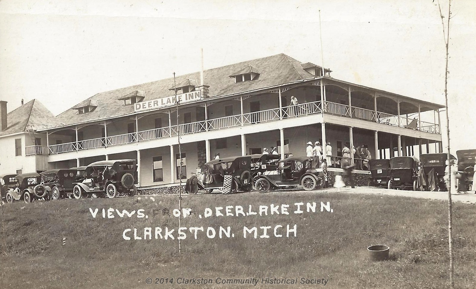 Deer Lake Inn, c. 1920