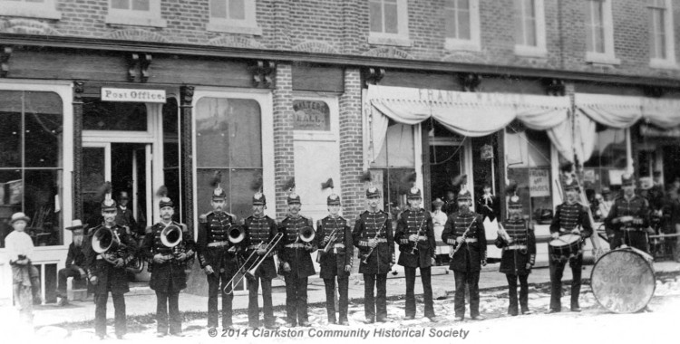 Coronet Band, c. 1890