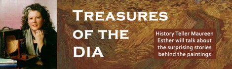 Treasures of the DIA